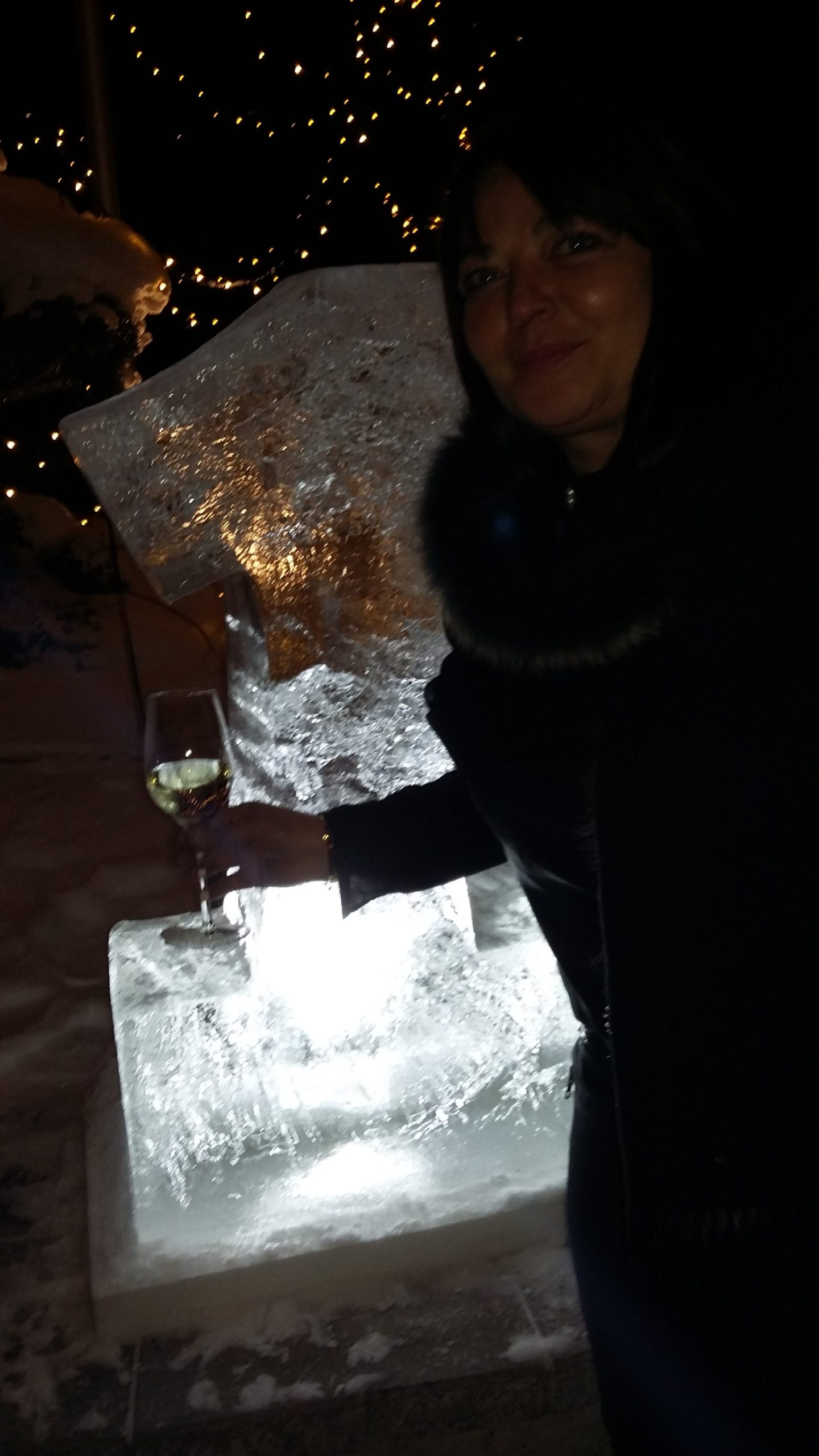 Eisbar: 1 jähriges Jubiläum - Leading Family Hotel & Resort, Dachsteinkönig,
