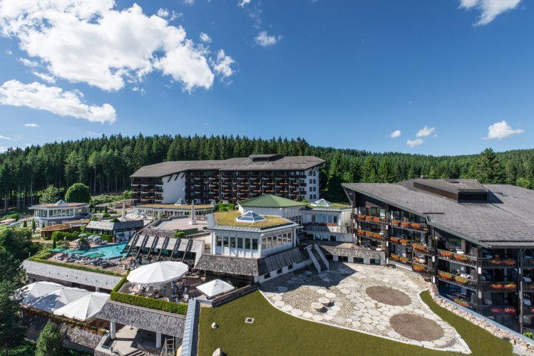 Hotel vier Jahreszeiten Schluchsee