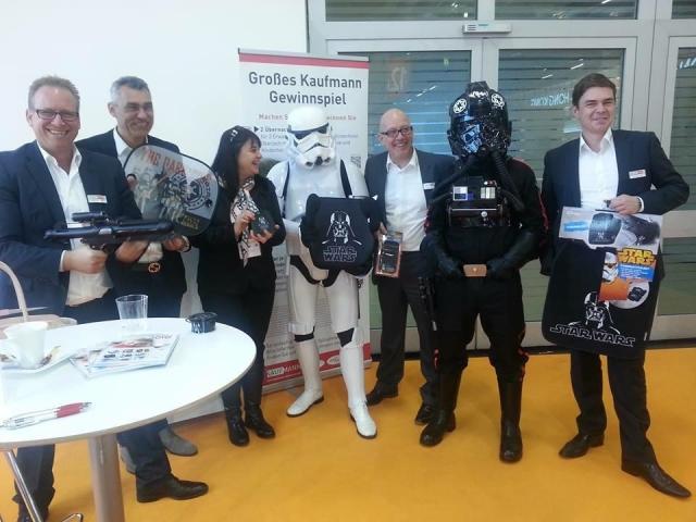 Partnerclub auf der Spielwarenmesse in Nürnberg, Kaufmann Neuheiten GmbH